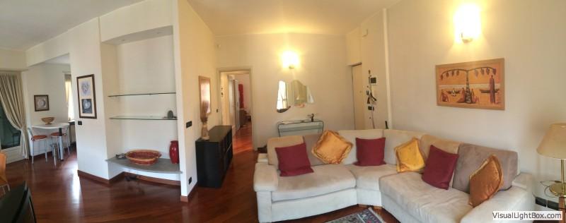 Elegantes Appartement zur Zwischenmiete Precollina, einer der ...